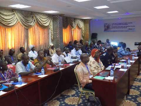 Eau et changement climatique: Un forum régional de Water Aid pour une meilleure gestion des ressources en eau