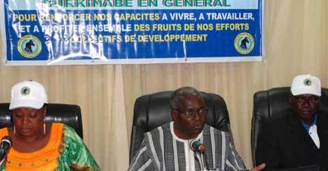 Situation nationale: Le PPR invite au dialogue et à la concertation