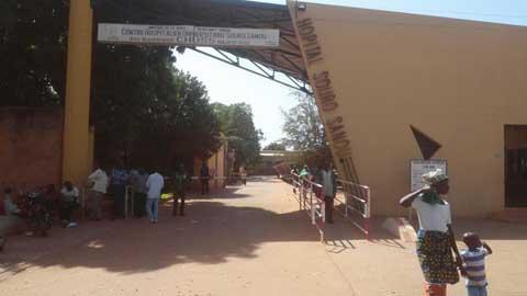 Grève du SYNTSHA: Le mot d'ordre de grève respecté à Bobo-Dioulasso