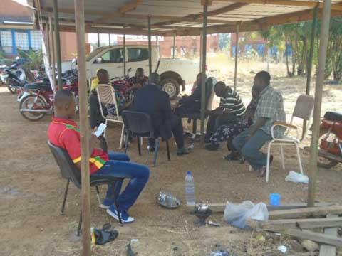 Grève des agents des impôts: Le mouvement suivi à Gaoua