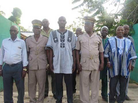 Côte d'Ivoire: L'Ambassadeur Mahamadou  Zongo s'imprègne des conditions de vie et de travail des Burkinabè de Soubré et Gagnoa