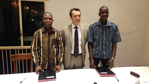 Programme «la France s'engage au Sud»: Deux projets innovants burkinabè primés