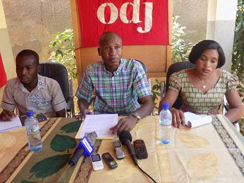 Lutte des peuples d'Afrique: L'ODJ solidaire
