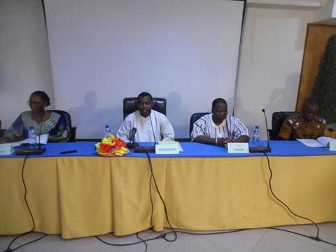 Droit international humanitaire: Le comité interministériel sensibilise des parlementaires