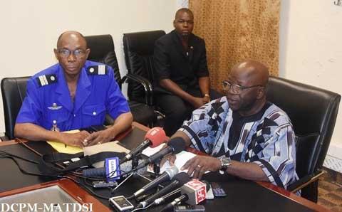 Coup d'Etat manqué: Fin de cavale pour «le Touareg» et deux autres