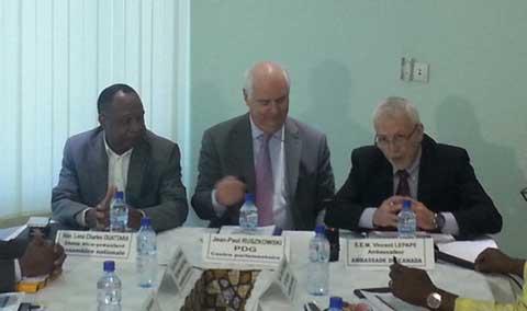 Coopération Burkina-Canada: Un projet d'appui à la démocratie pour renforcer les capacités des parlementaires