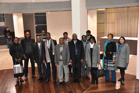 Conférence des partenaires du PNDES:  La mission préparatoire satisfaite