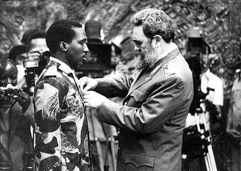 "Fidel Castro: ""Patria o muerte, venceremos"" (1) jusqu'au bout!"