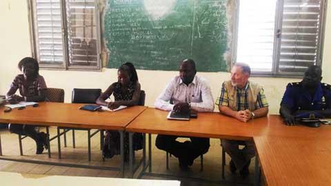 CMA de Saponé: «Solidarité Santé» et ses partenaires sont encore passés par-là