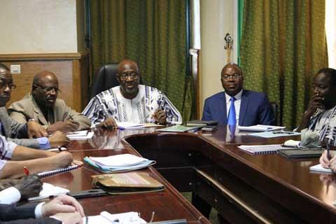 Programme national du secteur rural (PNSR): Un outil d'opérationnalisation du PNDES