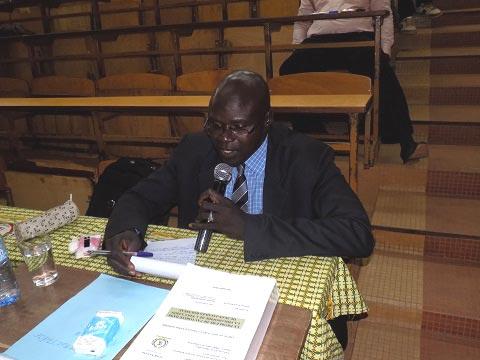 Soutenance de thèse: Rodrigue Bonané analyse la question de l'autorité dans l'éducation