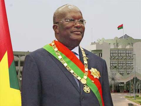 Déclaration des partis de la majorité présidentielle à l'occasion du premier anniversaire de l'élection du président du Faso et des députes