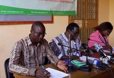 Journée internationale de lutte contre la corruption: Plusieurs structures rejoignent le REN-LAC