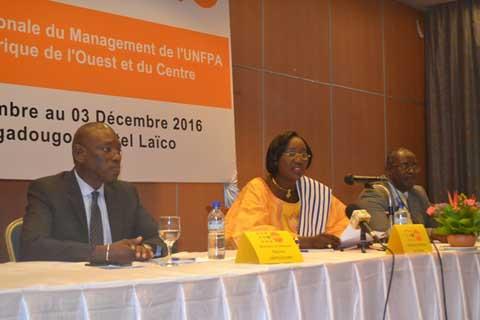 Burkina Faso: La rencontre statutaire de l'UNFPA se tient du 30 novembre au 3 décembre 2016
