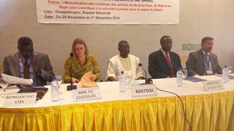 Sécurité au Sahel: Le NDI pour une mutualisation des forces de trois pays