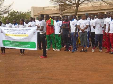 Semaine nationale de la citoyenneté à Gaoua: Un cross populaire pour commencer