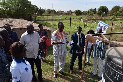 ACF-Commune de Ouagadougou: Le projet  de gestion intégrée de l'assainissement écologique à l'heure du bilan