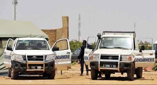 Burkina Faso: Un homme enturbanné fonce sur une brigade de gendarmerie, et se fait abattre