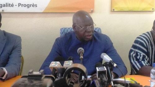 Affaire tablettes aux députés: Salif Diallo sort de ses gonds!