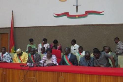 Haute cour de justice: Les membres renforcent leurs capacités, en attendant l'ouverture des procès