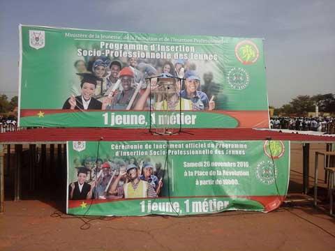 Burkina post insurrection: Où trouver le travail? Ou le mythe de la création d'emploi