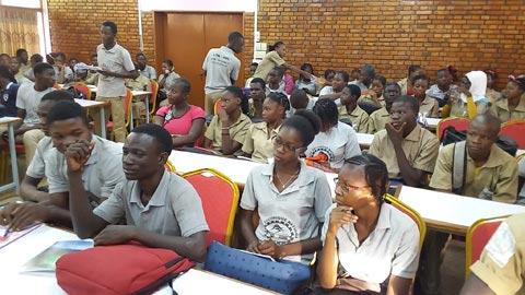SENAC 2016: Les élèves de l'ex LTO ont parlé civisme et citoyenneté