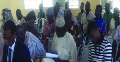 Déconcentration de l'ITIE-BF dans les communes minières: Le comité local ITIE de Sabcé installé