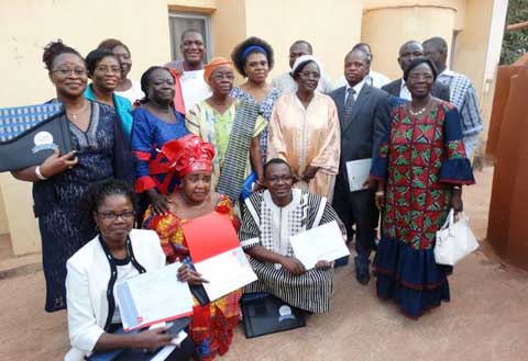 Genre et développement: Le Burkina Faso dispose de 17 nouvelles compétences