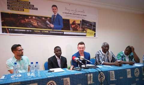 Fédération des églises et missions évangéliques: La campagne d'évangélisation se tient du 7 au 11 décembre à Nagrin