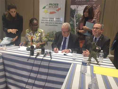 PNDES: L'Union européenne renforce son soutien au Burkina Faso avec 800 millions d'euros