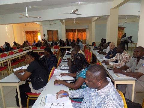 Prévention et gestion des conflits communautaires: Des membres de l'observatoire en formation