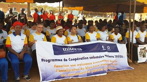 Journée internationale des volontaires (JIV): Le pays des hommes intègres a célébré les siens