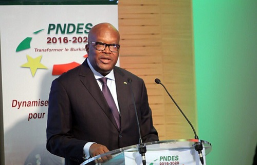 Conférence des partenaires sur le PNDES à Paris: Le discours intégral d'ouverture du Président du Faso