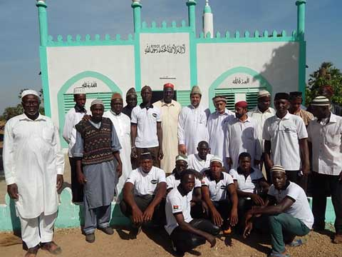 Commune de Soubakaniédougou: Ahmadiyya inaugure une mosquée à Baniagara