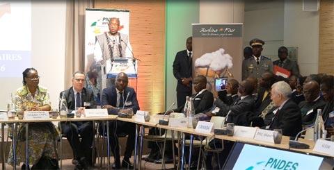 Financement du PNDES: Mission presque réussie  pour Paul Kaba Thiéba
