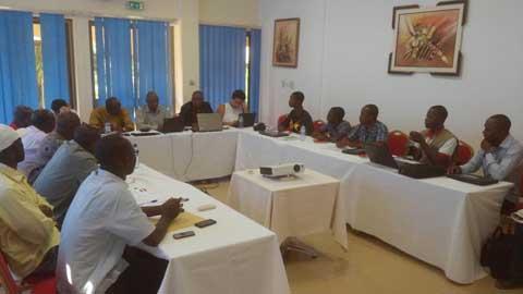Protection de l'enfant: Les acteurs du Projet PRAEJEM se sont rencontrés à Bobo- Dioulasso