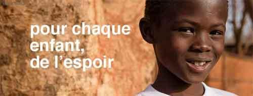L'UNICEF célèbre 70 ans de travail inlassable en faveur des enfants les plus vulnérables du monde