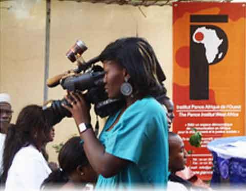 Institut PANOS Afrique de l'Ouest: Promouvoir la citoyenneté par la vidéo