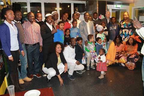 Fête Nationale: Le 11 décembre a été célébré par les Burkinabè vivant à Munich en Allemagne
