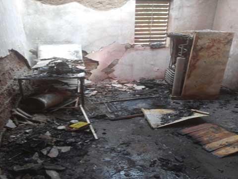Bobo-Dioulasso: Le CSPS de Martourkou parti en fumée