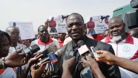 Dossier Norbert Zongo: «Malgré le temps, il y aura bel et bien justice», Bassolma Bazié de la CGT-B