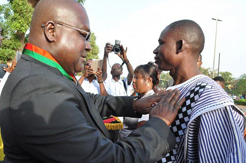 Ministère de la jeunesse: La nation magnifie le mérite de 40 agents