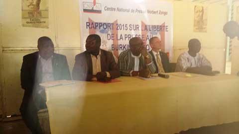 Liberté de la presse au Burkina Faso: Des bons points, mais encore du travail  à faire