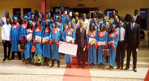 Récompense de l'excellence: Les meilleurs étudiants de l'Université libre du Burkina célébrés