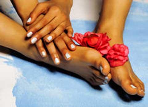 Harmattan: Que faire pour avoir  des pieds lisses?