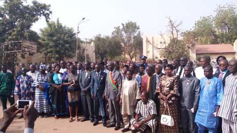 Ministère de la Justice: Des agents méritants décorés