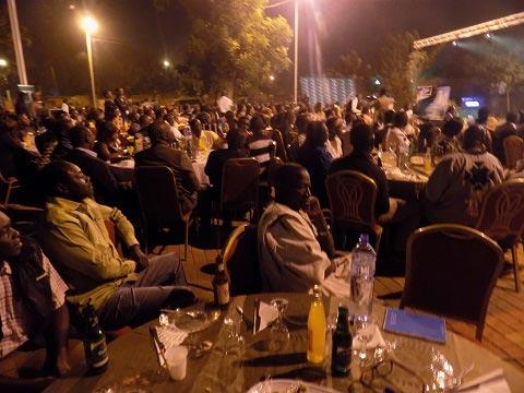 Nuit des TH: La cérémonie reportée pour marquer sa compassion au peuple burkinabè