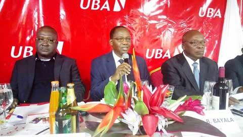 Chômage des jeunes: Le ministre a échangé avec le club des hommes d'affaires franco-burkinabè