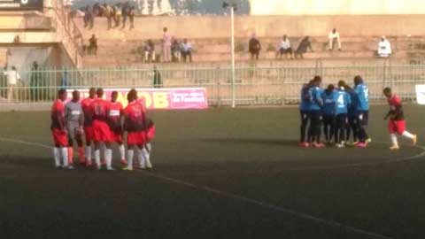 Championnat national D1: L'ASFA trébuche encore pendant que l'EFO se refait une santé