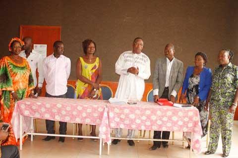 UCAP-Burkina:  Alexandre Le Grand Rouamba reste aux commandes